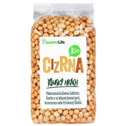 Cizrna 500 g BIO COUNTRY LIFE