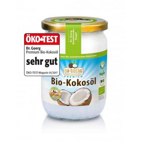 Dr. Goerg kokosový olej panenský, Fair Trade 1000 ml