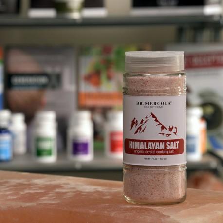Himalájská růžová sůl jemná 500g