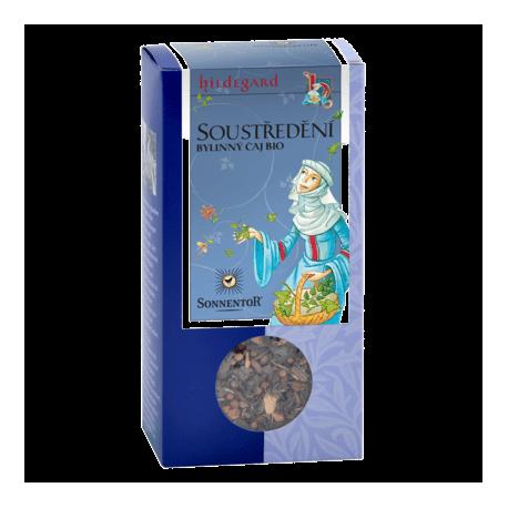 Sonnentor Soustředění sypaný čaj Hildegarda bio 90 g