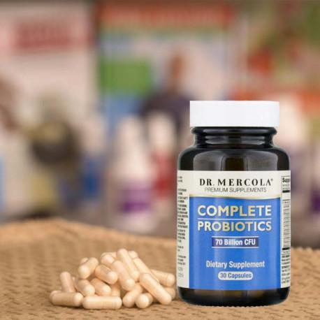 Probiotika 70 mld. CFU, 30 kapslí