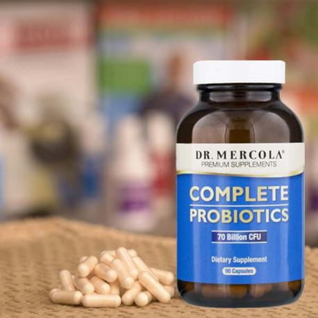 Probiotika 70 mld. CFU, 90 kapslí