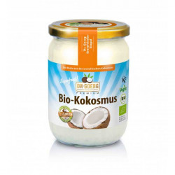 Bio-Kokosmus, kokosové máslo, Fair Trade 500 g