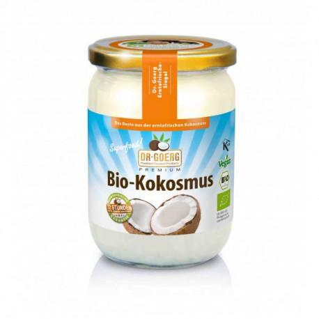 Dr. Goerg Bio-Kokosmus, kokosové máslo, Fair Trade 500 g