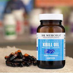 Kril olej pro dospělé 60 kapslí
