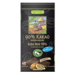 Rapunzel Bio hořká čokoláda 90% s kokosovým cukrem 80g