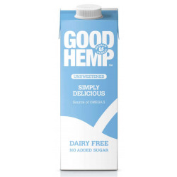 Good Hemp 1l Unsweetened