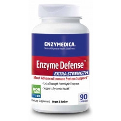 Enzyme Defense Extra Strength 90 kapslí