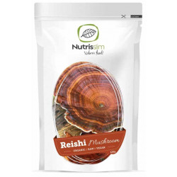 Reishi Mushroom 125g Bio Nutrisslim