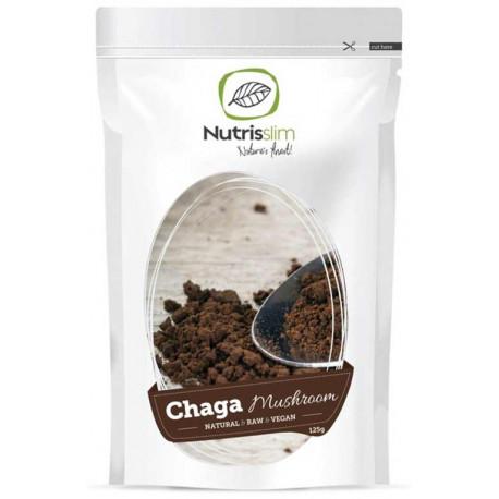 Chaga Mushroom 125g Nutrisslim