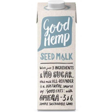 Good Hemp Creamy Seed Milk 1000ml (Konopný nápoj)