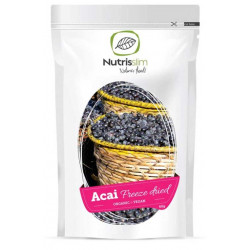 Acai Berry Powder 60g Bio, Nutrisslim