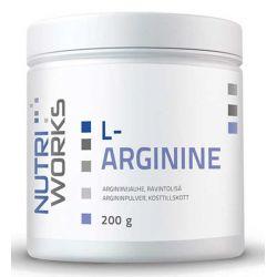 NutriWorks, L-Arginine 200g
