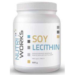 NutriWorks, Soy Lecithin 500g
