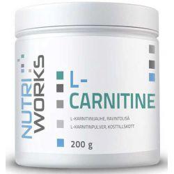 NutriWorks, L-Carnitine 200g