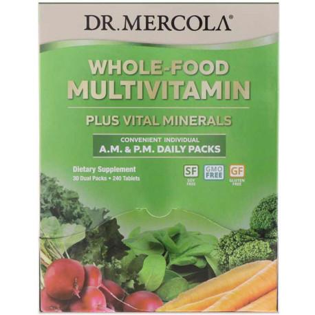 Multivitamín pro dospělé, Daily Packs, 240 tablet