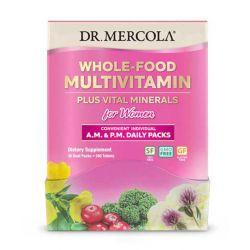 Multivitamín pro ženy, Daily packs, 240 tablet