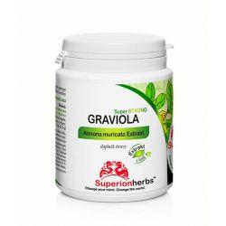 Graviola, čistý extrakt z listů, 90 kapslí