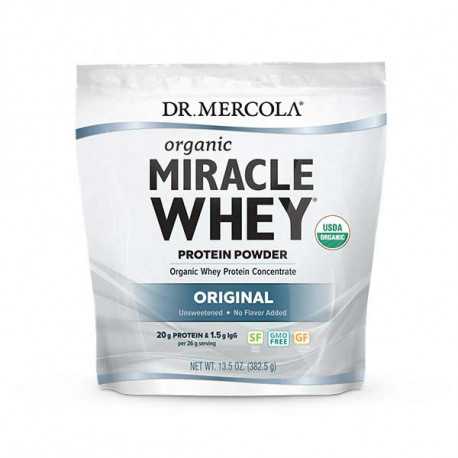 Miracle Whey Protein, bez příchutě, 454g