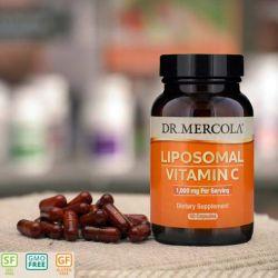 Vitamín C liposomální 60 kapslí