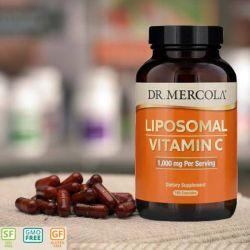 Vitamín C liposomální 180 kapslí