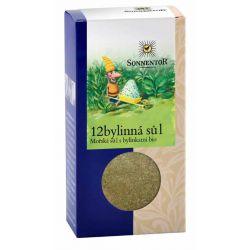Sonnentor, 12-bylinná sůl, 120g