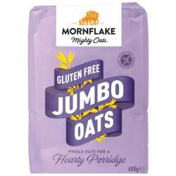 Vločky, Gluten free Jumbo Oats 600g
