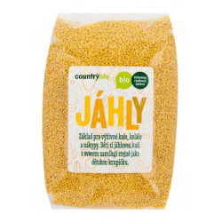 Jáhly 1000 g BIO COUNTRY LIFE