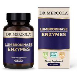 Lumbrokináza 40 mg, 30 kapslí