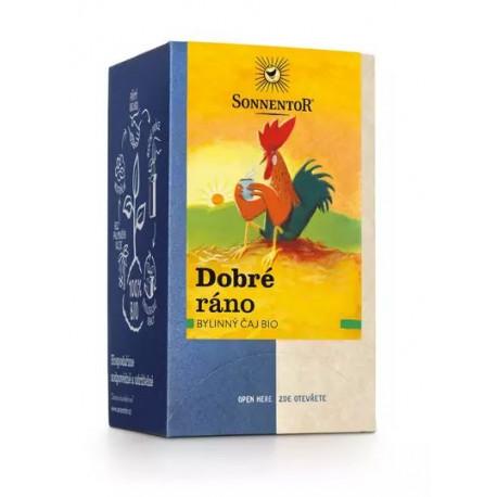 Sonnentor, Dobré ráno porcovaný dvoukomorový, 27 g, BIO