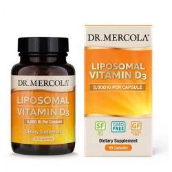 Vitamín D 5000 IU, liposomální, 90 kapslí