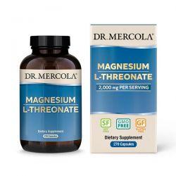 Magnesium L-treonát, 270 kapslí