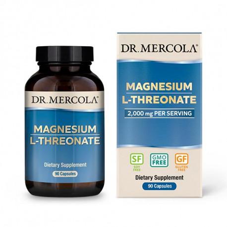 Magnesium treonát, 90 kapslí