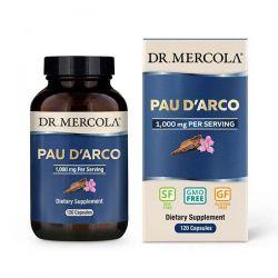Pau d Arco 1000 mg, 120 kapslí