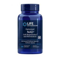 NAD+ Cell Regenerator™ and Resveratrol, 30 kapslí