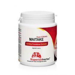 Maitake, Trsnatec Lupenitý Extrakt 40 % polysacharidů, 90 kapslí
