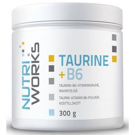 NutriWorks, Taurine + B6 300g