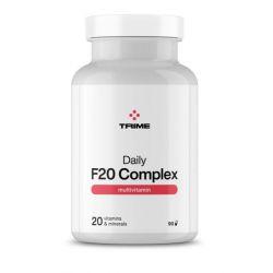 Multivitamin Daily F20 complex, 90 kapslí