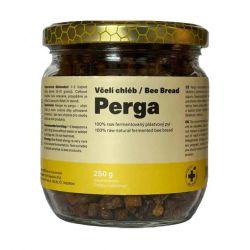 Perga, 100% fermentovaný včelí chléb, 250g