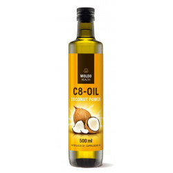 MCT kokosový olej C8 500ml