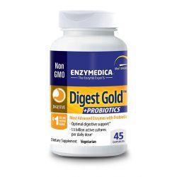 Digest Gold s probiotiky, 45 kapslí
