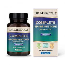 Complete Spore Restore, SBO Probiotic, 4mld CFU, 30 kapslí