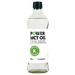 Powerlogy , Power MCT oil 500ml