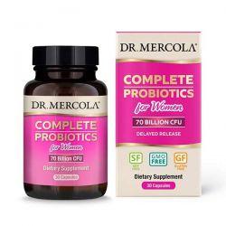 Probiotika pro ženy, 70 mld. CFU, 30 kapslí
