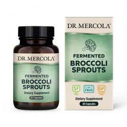 Fermented Broccoli Sprouts, 400 mg, 30 kapslí