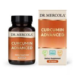 Curcumin Advanced, 500mg, 30 kapslí