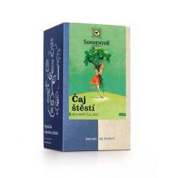 Sonnentor Čaj štěstí bio 27 g porcovaný dvoukomorový