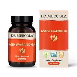 Ashwagandha 400 mg, 60 kapslí