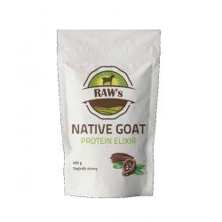 NATIVE GOAT PROTEIN Elixir 480g