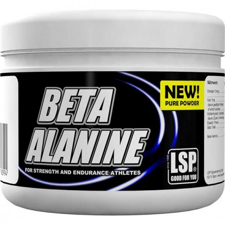 LSP Nutrition Beta Alanine 300 g, prášek